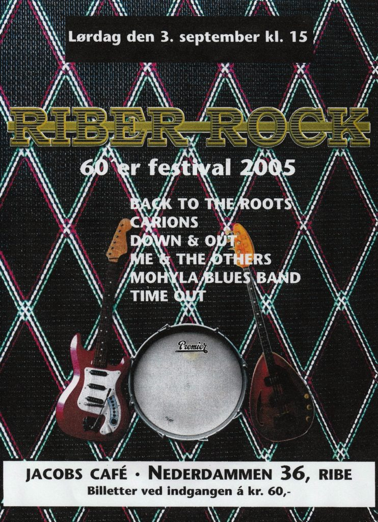 TIME OUT RIBE ROCK 1